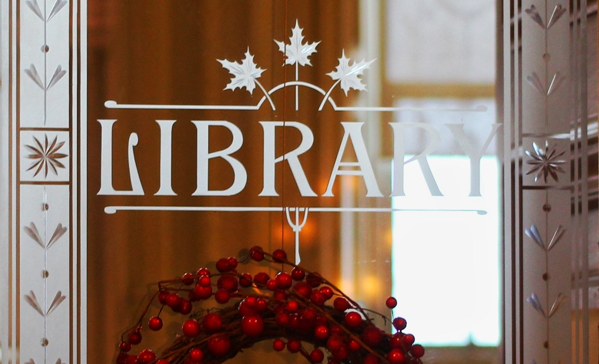 Great Library Tours start May1st