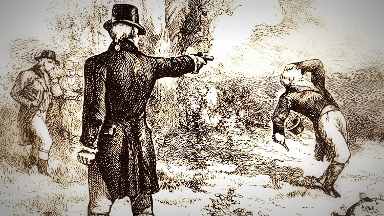"""If Jarvis had not shot him, he might have shot Jarvis"": The Duel at Yonge & College"