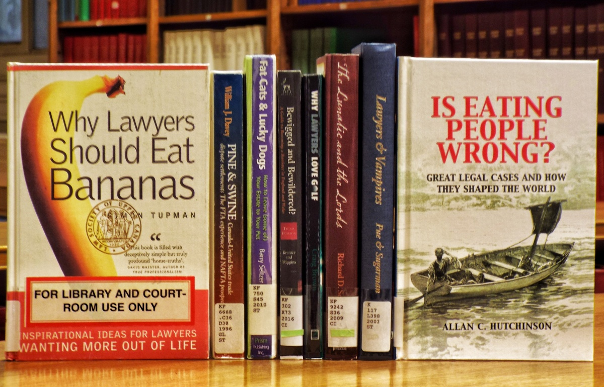 Unusual book titles