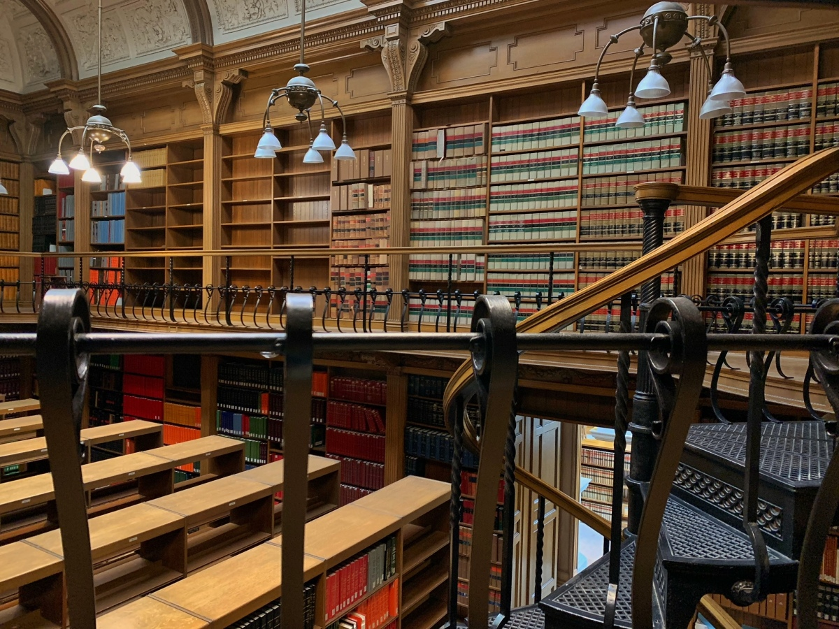 Keeping Track of American Law Societies and StateBars