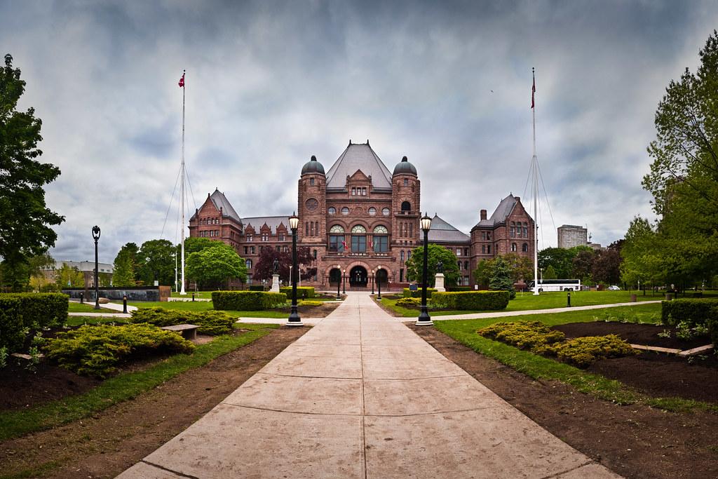 House of Bills: An Update of OntarioBills